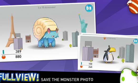 Tap Tap Monsters Ekran Görüntüleri - 1