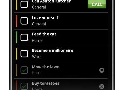 Task List Ekran Görüntüleri - 4