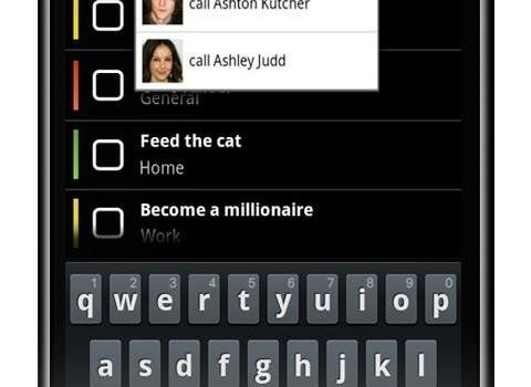Task List Ekran Görüntüleri - 3