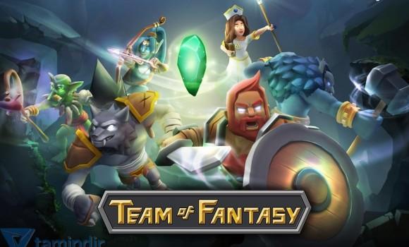Team of Fantasy Ekran Görüntüleri - 5
