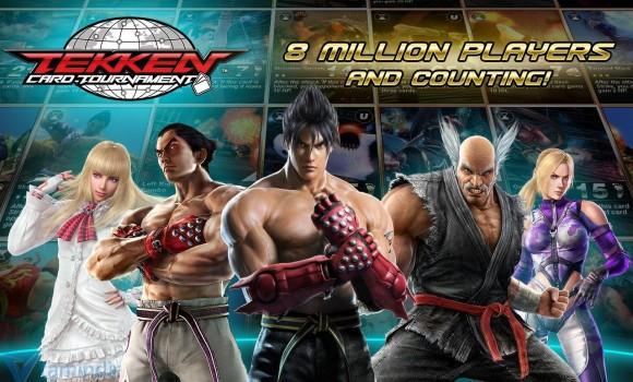 Tekken Card Tournament Ekran Görüntüleri - 4