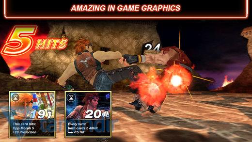 Tekken Card Tournament Ekran Görüntüleri - 1