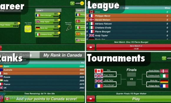 Tennis Champion Ekran Görüntüleri - 3