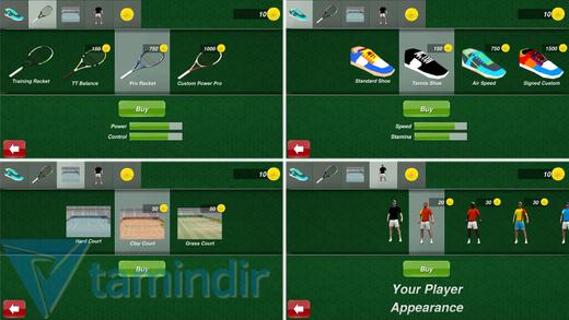 Tennis Champion Ekran Görüntüleri - 1