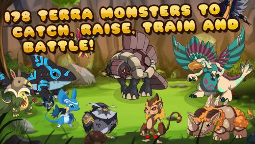 Terra Monsters Ekran Görüntüleri - 1