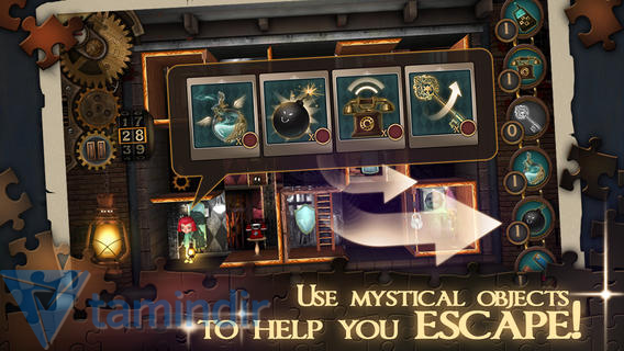 The Mansion Ekran Görüntüleri - 1