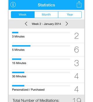 The Mindfulness App Ekran Görüntüleri - 1