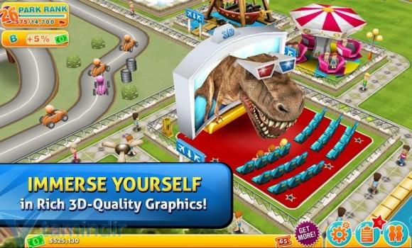 Theme Park Ekran Görüntüleri - 5