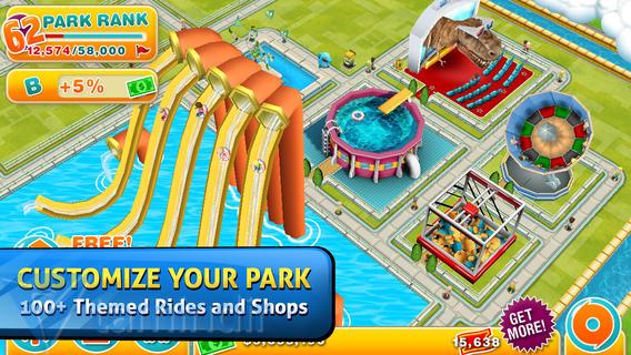 Theme Park Ekran Görüntüleri - 4