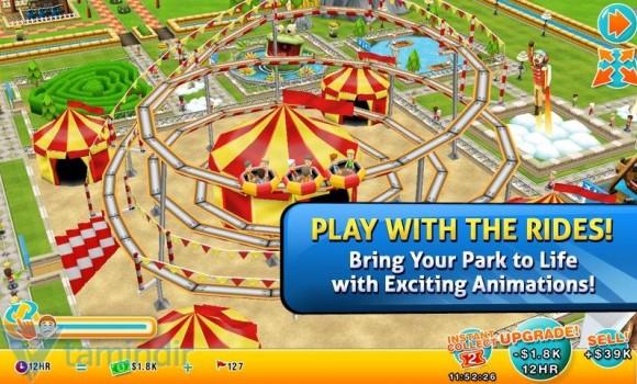 Theme Park Ekran Görüntüleri - 2