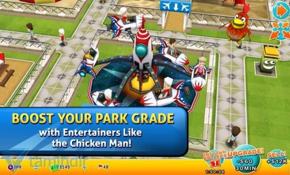 Theme Park Ekran Görüntüleri - 1
