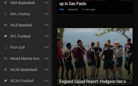 theScore: Sports & Scores Ekran Görüntüleri - 5