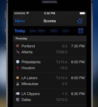 theScore Ekran Görüntüleri - 3
