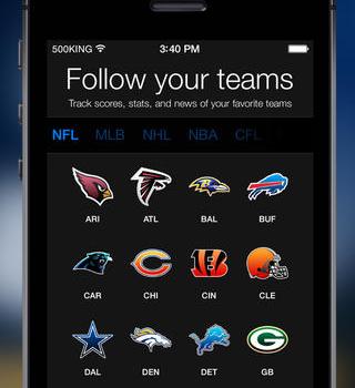 theScore Ekran Görüntüleri - 2