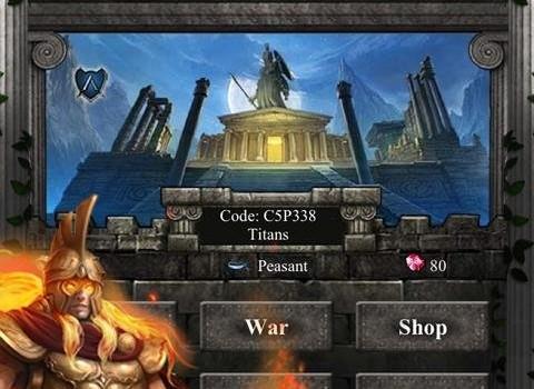 Titans Mobile Ekran Görüntüleri - 3
