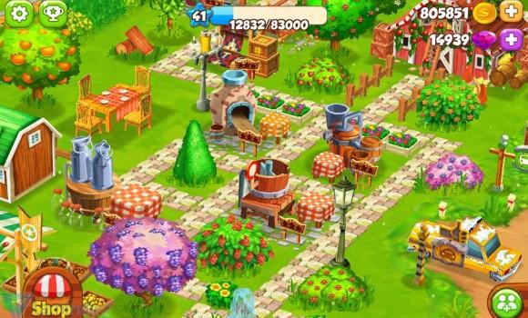 Top Farm Ekran Görüntüleri - 4