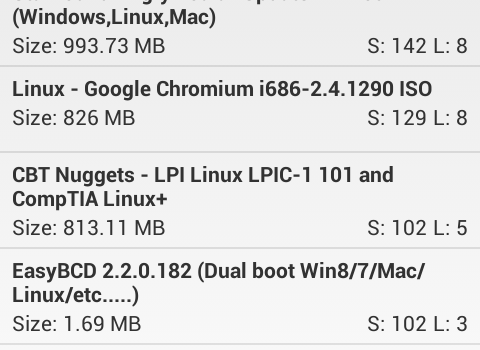 Torrent Movie Downloader Ekran Görüntüleri - 4