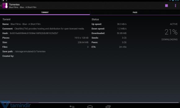 Torrentex Ekran Görüntüleri - 3