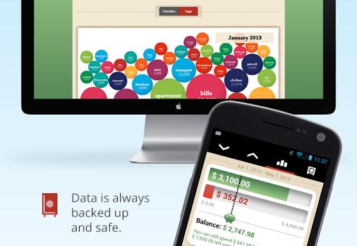 Toshl Finance Ekran Görüntüleri - 4