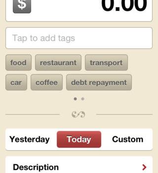 Toshl Finance Ekran Görüntüleri - 2