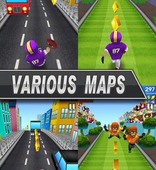 TouchDown Rush Ekran Görüntüleri - 2