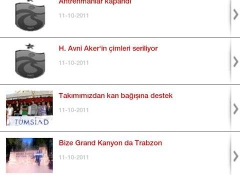 Trabzonspor SK Ekran Görüntüleri - 4