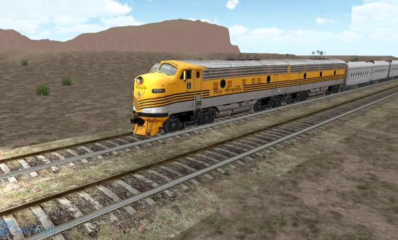 Train Sim Ekran Görüntüleri - 1