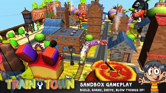 Train Town: Build & Explore Ekran Görüntüleri - 5