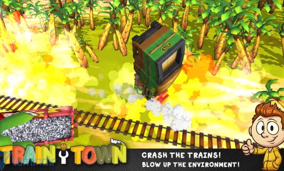 Train Town: Build & Explore Ekran Görüntüleri - 4