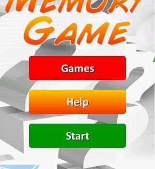 Training Memory - Game Ekran Görüntüleri - 3