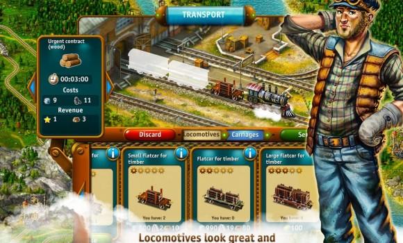 Transport Empire Ekran Görüntüleri - 3