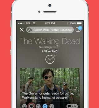 tvtag – formerly GetGlue Ekran Görüntüleri - 5