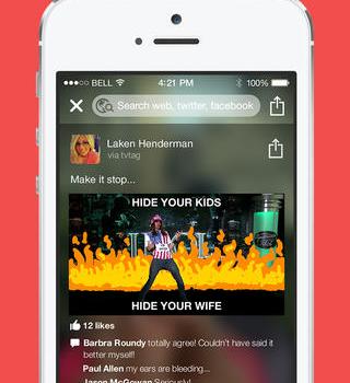 tvtag – formerly GetGlue Ekran Görüntüleri - 4