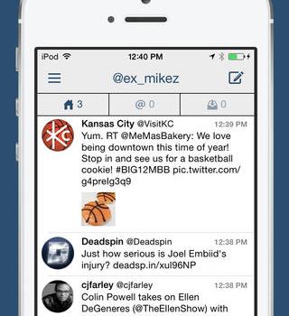 TweetCaster Ekran Görüntüleri - 2