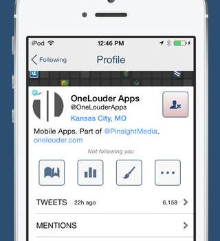 TweetCaster Ekran Görüntüleri - 3