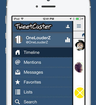 TweetCaster Ekran Görüntüleri - 5