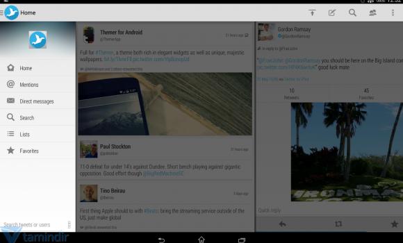 Tweetings Ekran Görüntüleri - 3
