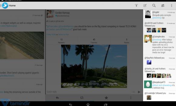Tweetings Ekran Görüntüleri - 2