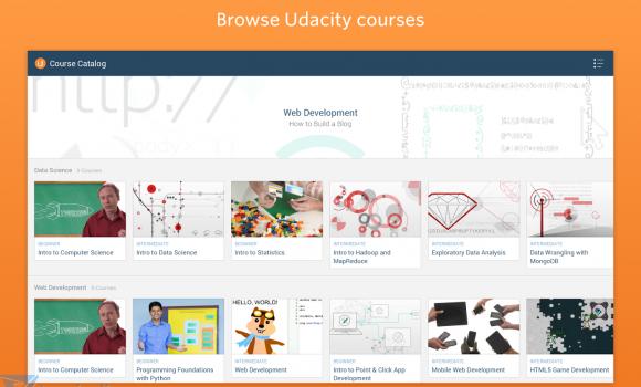 Udacity Ekran Görüntüleri - 5