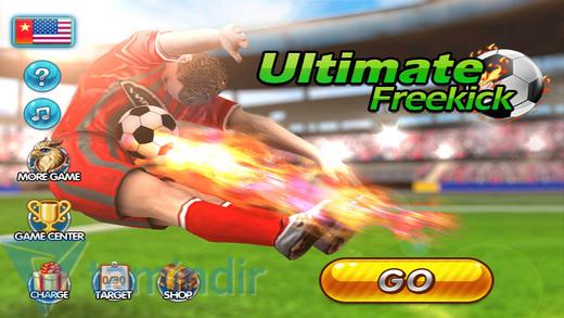 Ultimate Freekick Ekran Görüntüleri - 5