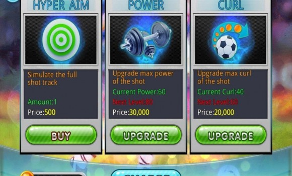Ultimate Freekick Ekran Görüntüleri - 2