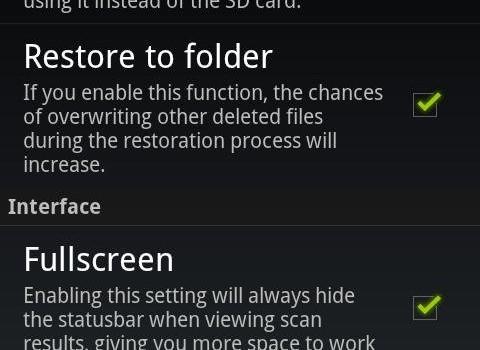 Undelete for Root Users Ekran Görüntüleri - 3