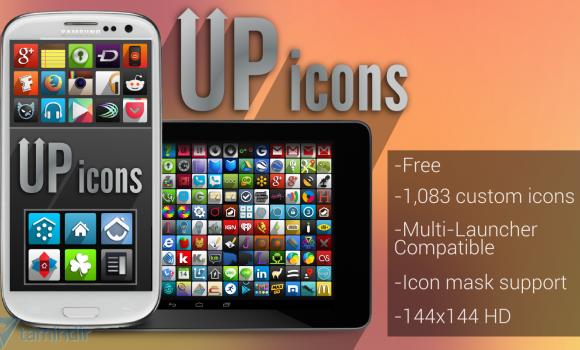 UP icons Ekran Görüntüleri - 2