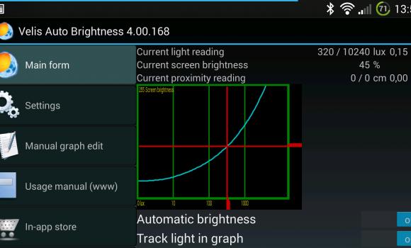 Velis Auto Brightness Ekran Görüntüleri - 2