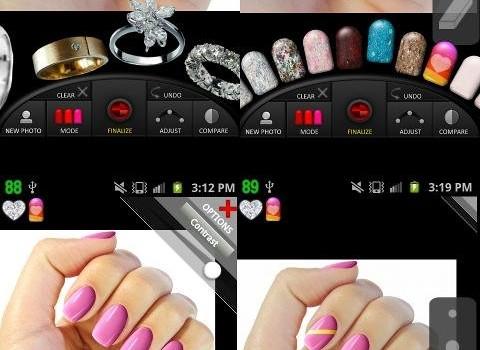 Virtual Nail Salon Ekran Görüntüleri - 5