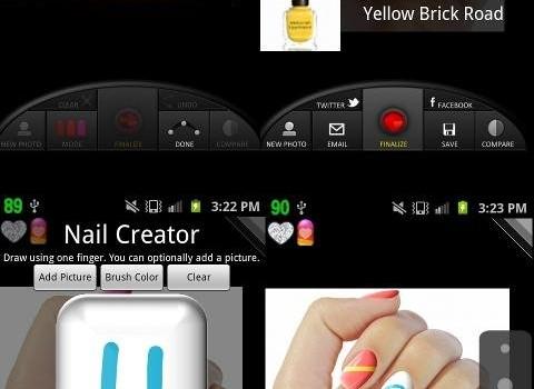 Virtual Nail Salon Ekran Görüntüleri - 4