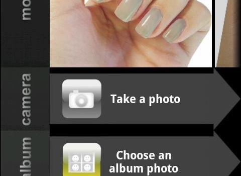 Virtual Nail Salon Ekran Görüntüleri - 2