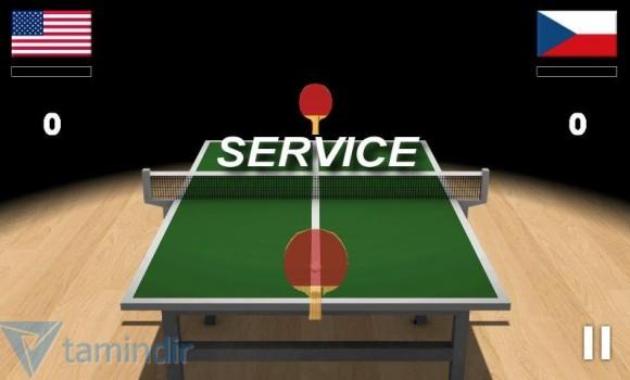 Virtual Table Tennis 3D Ekran Görüntüleri - 4