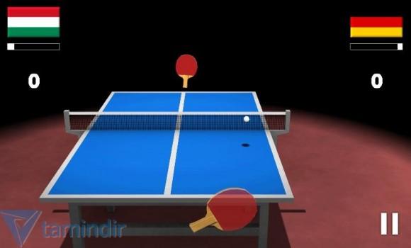 Virtual Table Tennis 3D Ekran Görüntüleri - 3