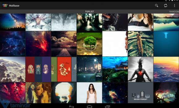 Wallbase Ekran Görüntüleri - 3